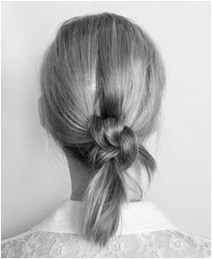 Knotted Mom Hairstyles Ponytail Hairstyles Updo Layered Hairstyles Knot Ponytail Hair