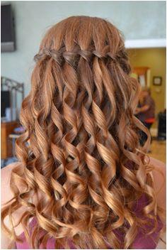 Pinterest Hair DesignsBraid And Curls HairstylesHairstyles For Sweet 16Hairstyles