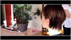 Women Very Long to Short Pixie Haircut video dailymotion
