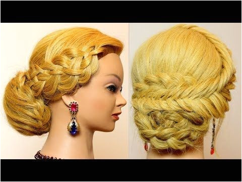 Up Hairstyles Long Hair Youtube Косы In 2018 Pinterest