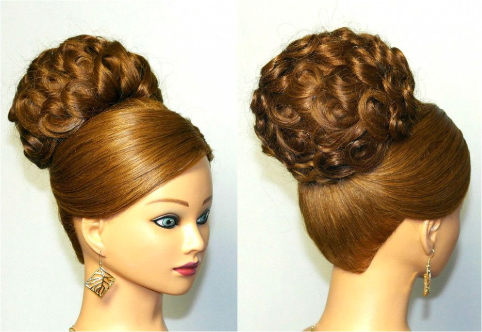 Up Hairstyles Long Hair Youtube Elegant Wedding Updo for Long Hair Wedding Ts
