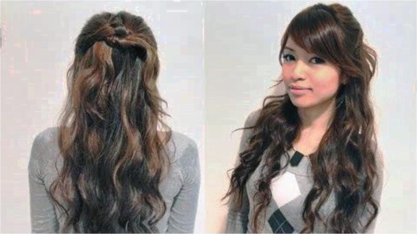 Quick Easy Hairstyles for Long Hair Elegant Hairstyles with Hair Up Shoulder Length Hairstyles with Bangs