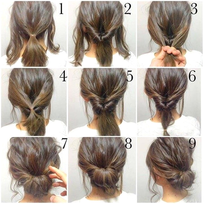 """Easy Hairstyles to Do Yourself Lovely Pin Od Pou…¾vate""""¾a Angie Frigola Serrats"""