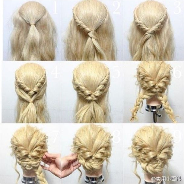 Easy Hairstyles to Do with Long Hair Easy Hairstyles to Do Yourself Lovely Pin by Patty