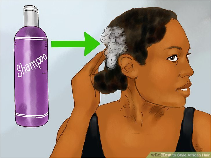 Image titled Style African Hair Step 9