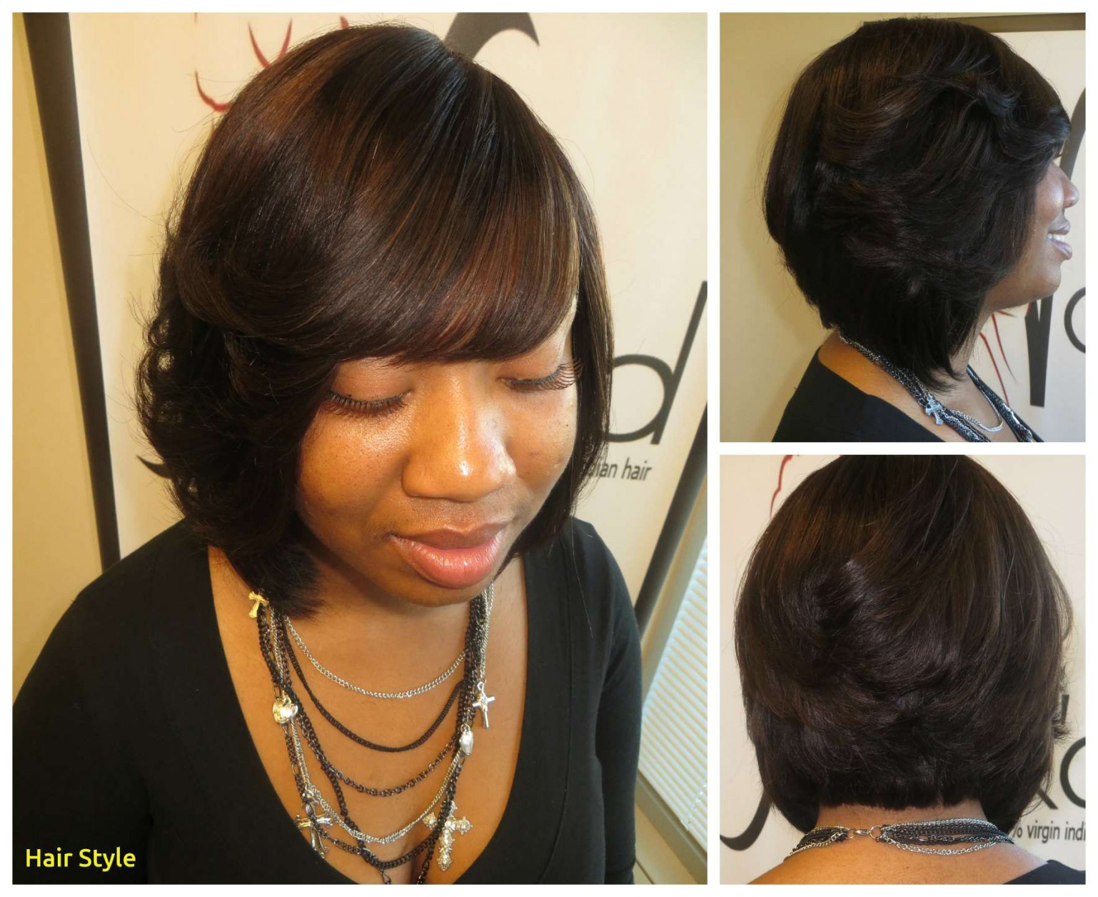 Weave Bob Hairstyles Youtube Short Bob Weave Hairstyles with Bangs