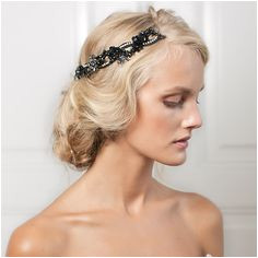 1920s glam hairstyle Flower Hair Accessories Wedding Hair Accessories Fancy Hairstyles Wedding Hairstyles
