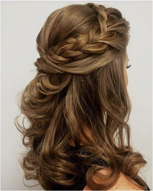 70 Creative Half Up Half Down Wedding Hairstyles weddinghairstyles weddingHairstylesUpdo