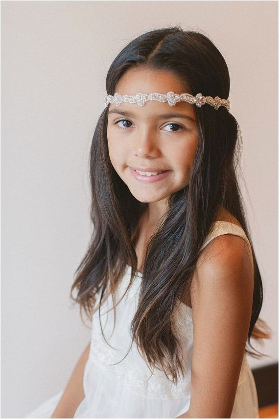 New Simple Hairstyle for Girl Inspirational Wedding Hair for Flower Girl New Media Cache Ak0 Pinimg