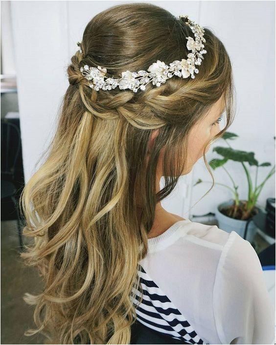 Bride Wedding Hair Ideas Luxury Bridal Hairstyle 0d Wedding Hair Luna Bella Wedding Concept Up Do