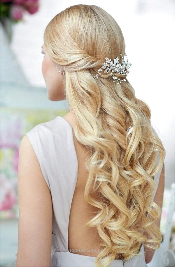 Best trends for Half up half down hairstyle posted on May 2014 in Wedding Hairstyle