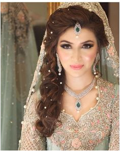 If you like pakistani wedding hairstyles you might love these ideas