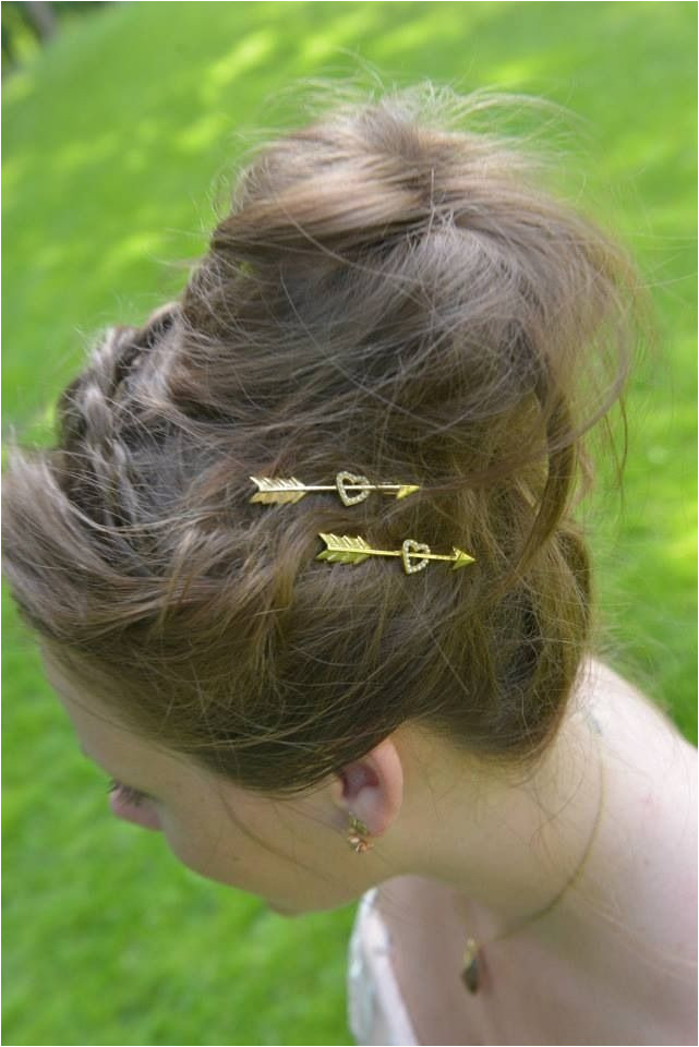 Top knot for the bride Top Knot Bridal Hair Updos Wedding Hairstyles
