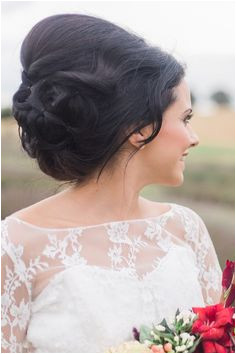 Bridal Up Do Hairstyle Anneka graphy