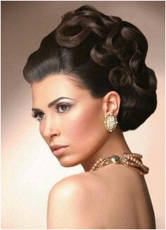 hair make up beautiful and elegant Beach Wedding Hair Wedding Updo