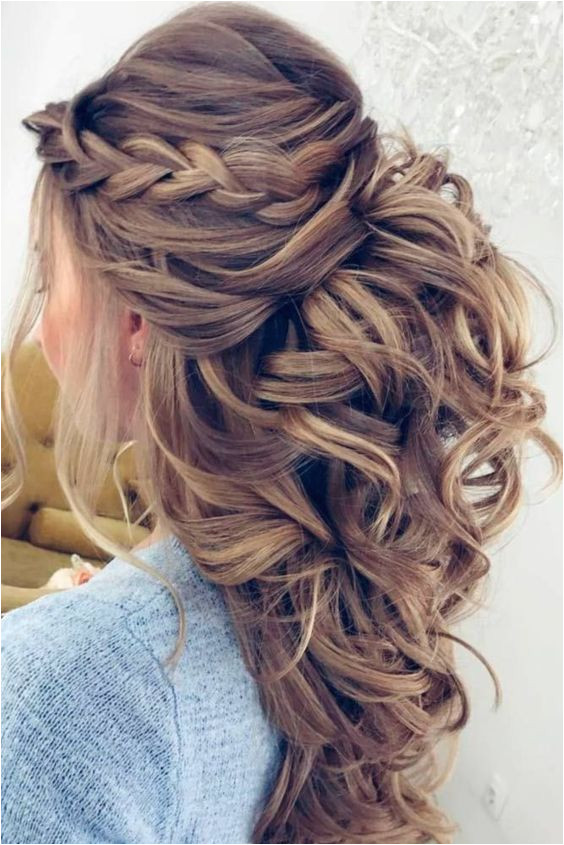 19 Stylish Wedding Hairstyles to Brighten up Your Big Day wedding hairstyles