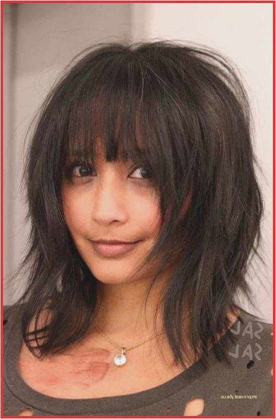 Hairstyles with Bangs Inspirational Short Hair Shoulder Length Shoulder Length Hairstyles with Bangs 0d