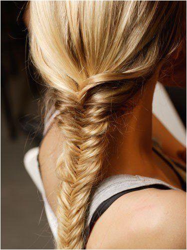 Resultado de imagen para modelos de trenzas la espiga Braided Hairstyles Sporty Hairstyles Daily