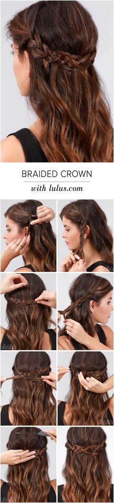15 Fantastic DIY Ways To Make A Modern Hairstyle In Just a Few Minutes Easy