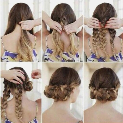 15 Minute Hairstyles for Curly Hair New Fast Hairstyles Ariannha