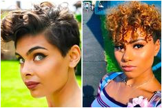 17 s That Prove Pixie Cuts Look Incredible With Curly Hair