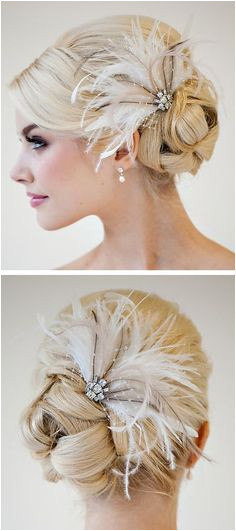 70 Gorgeous Hairstyle For Your Great Gatsby Party Hair Pieces For Wedding 1920s Wedding Hair