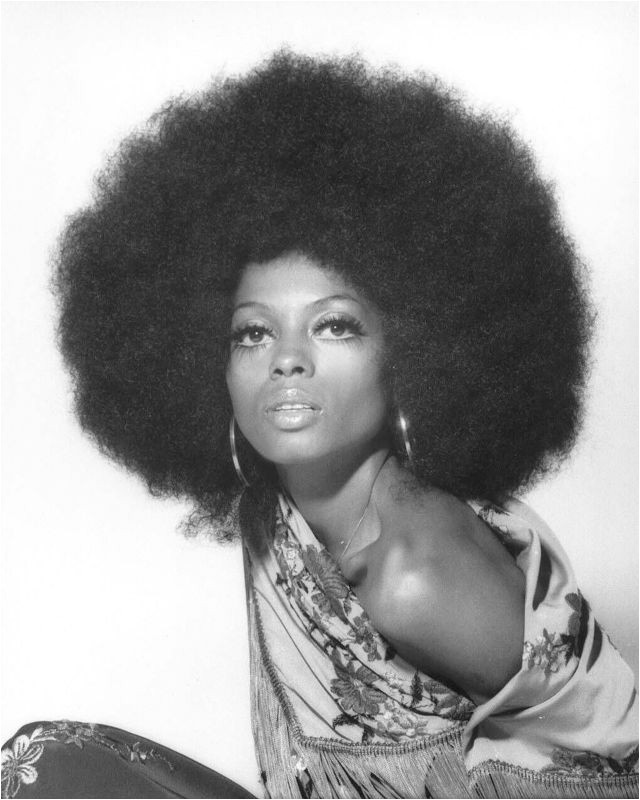 Diana Ross Diana Ross Black Power Curly Hair Styles Natural Hair Styles