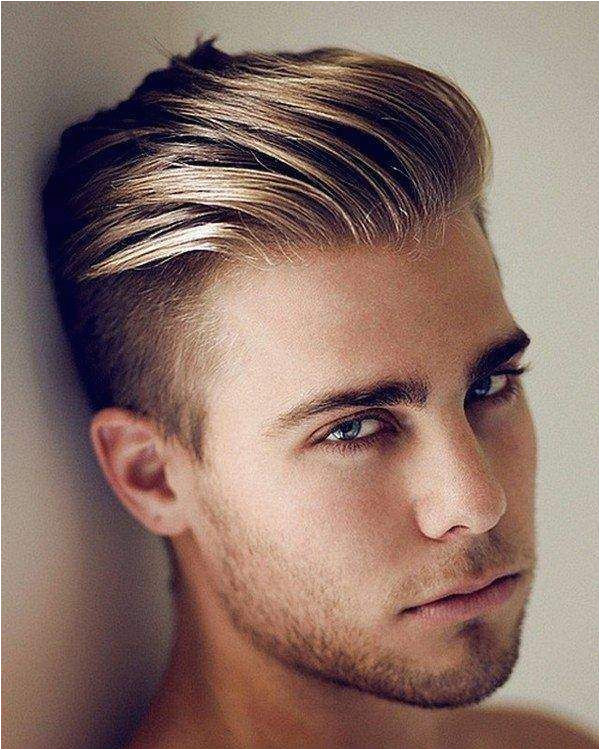 Side Shaved Short Hipster Haircut