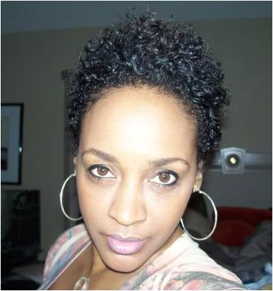 New Natural Short Coarse Hairstyles