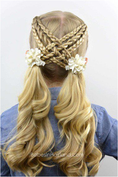 Turn your little lady into a princess using one of these 20 pretty hairstyles made for little girls Pick a favorite and try it today