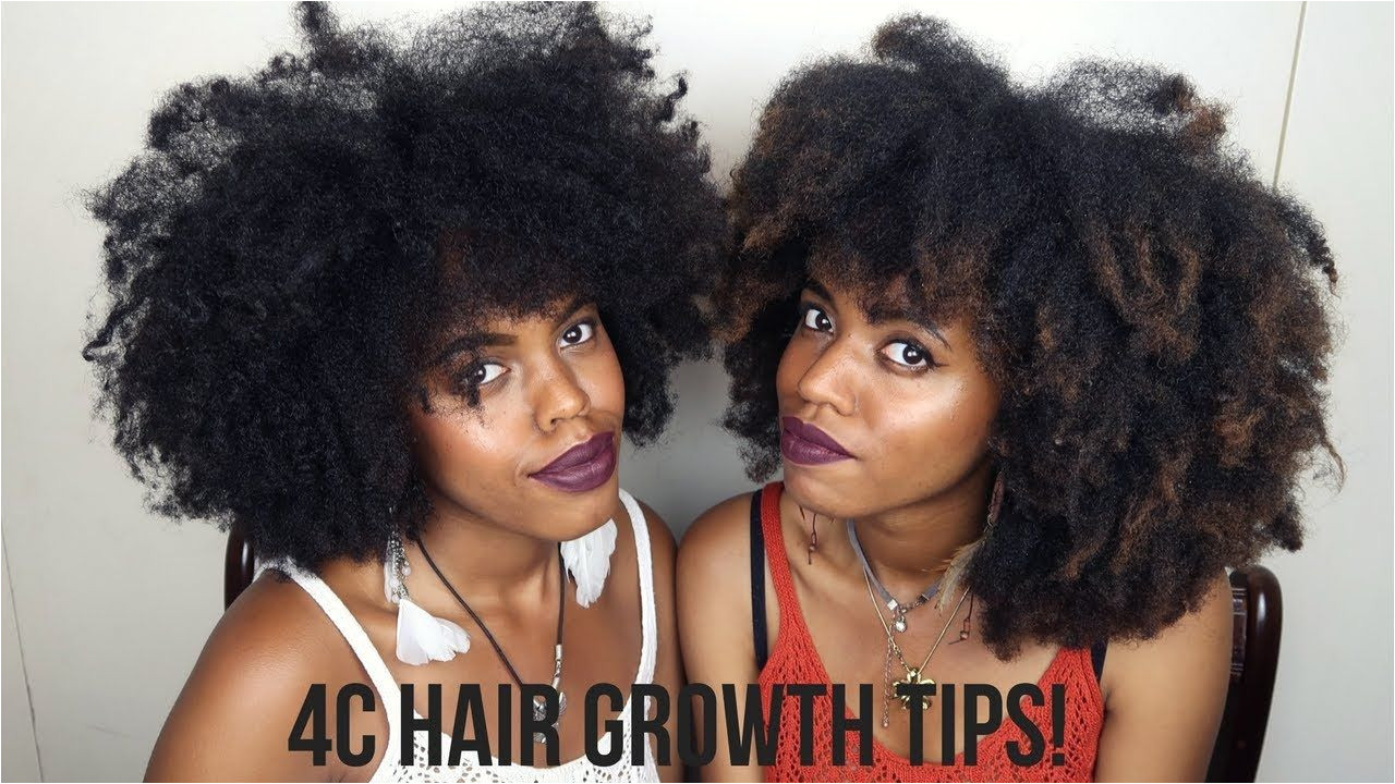 10 TIPS TO GROW 4C HAIR EASY TIPS