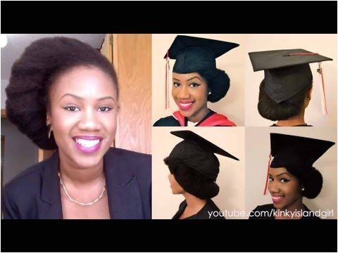 But perhaps we can help those of you who have yet to cross the graduation stage Vlogger Brittany of Kyss My Hair has