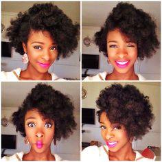 fckyeahprettyafricans Nigeria Instagram yomi campbell Tumblr fashionfreakafricanchic tumblr Natural Afro