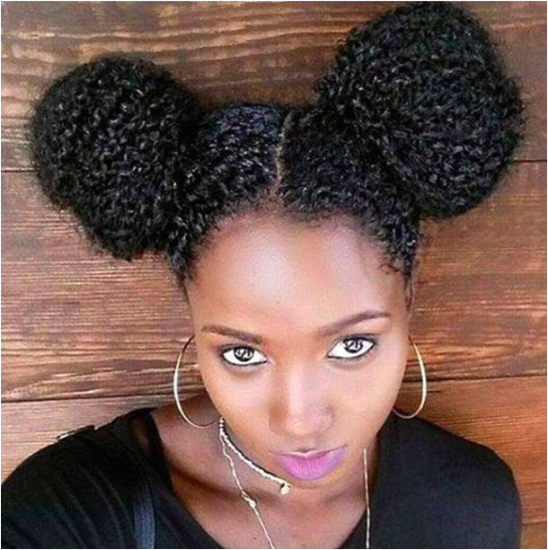 Best Hairstyles For Natural Hair Best I Pinimg 750x 36 E6 0d At Copper Including Bun