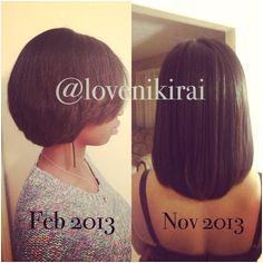 Hair growth Grow long hair & retain length Natural Hair Tips Natural Hair