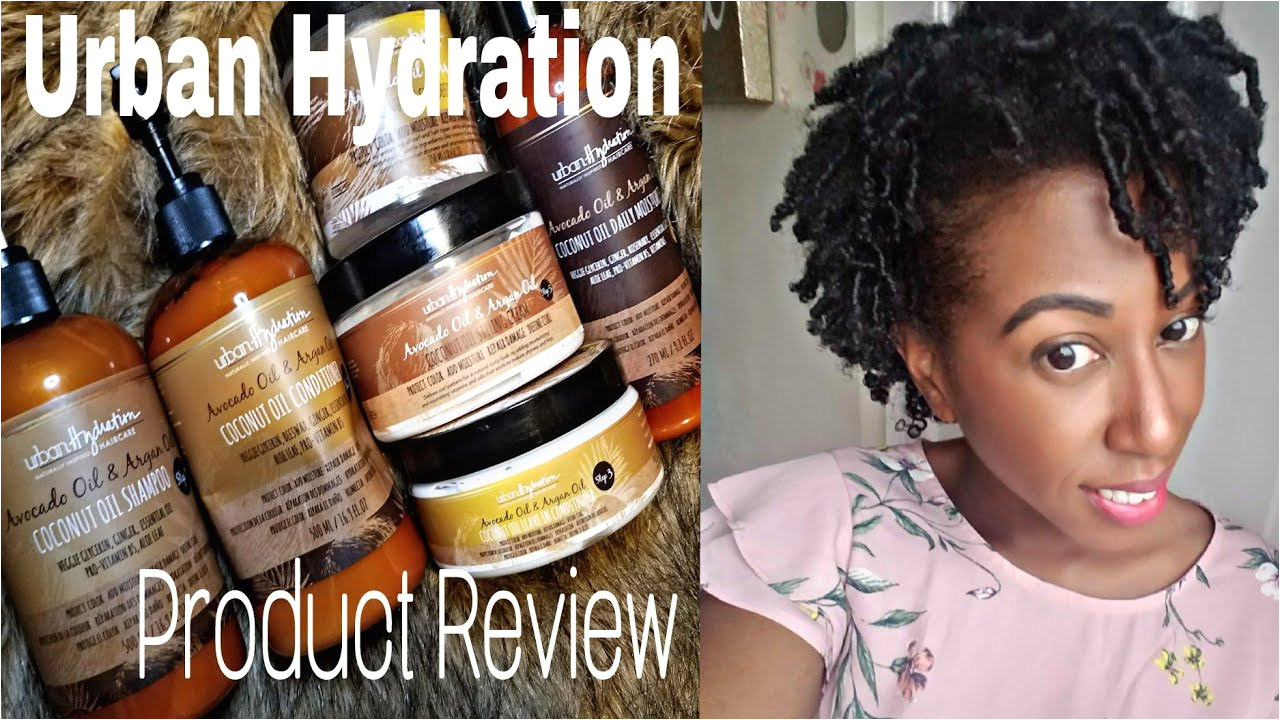 Get Perfect Curl Definition on 4B Hair Urban Hydration