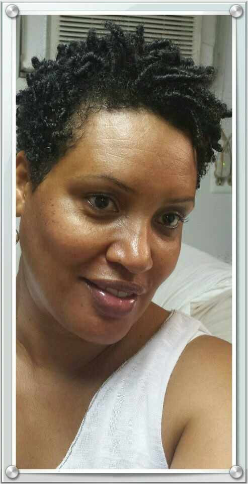 20 Awesome Short Natural Hairstyles Pinterest