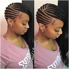 40 Totally Gorgeous Ghana Braids Hairstyles