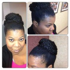 4c Natural hair Coily Hair Kinky Hair 4c Natural Hair Black Women Hairstyles