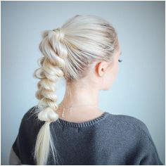 Instagram post by ASPYN OVARD • Dec 10 2015 at 5 07pm UTC Braided Ponytail HairstylesCute