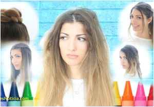 5 Easy Hairstyles for School Rclbeauty101 My Back to School Hairstyles