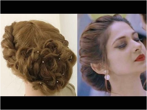 2 different Hair styles for girls La s Hair style videos 2017