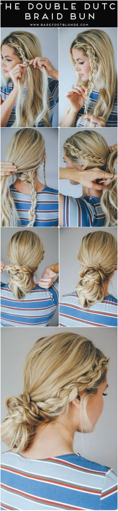 16 Stunning Hairstyles for Different Occasions Long Braided HairstylesDiy Party HairstylesEasy Every Day
