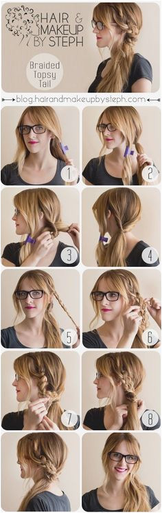 5 Easy Hairstyles with Braids for Everyday 408 Best Work Appropriate Hairstyles Images In 2019