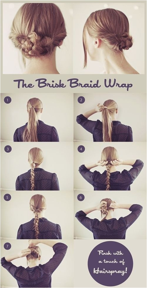 5 Minute Hairstyles for School Pinterest A Few 5 Minutes Hairstyles Cosmetology Pinterest