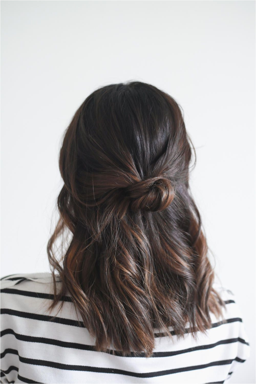 5 simple holiday hairstyles