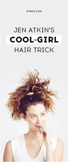 Jen Atkin s hair tricks Best Hair 2017 Jen Atkin Diy Hairstyles Straight Hairstyles