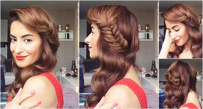 "7 Amazing Hairstyles Design by Sarah Angius Vintage Kráska Vy"" arujte Si Romantick½ º"" es Ako"