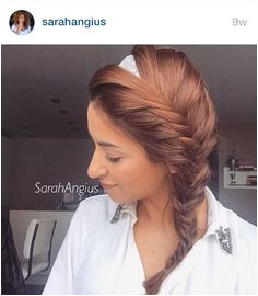 7 Amazing Hairstyles Design by Sarah Angius Part 2 17 Best Women Hairstyle Pinterest