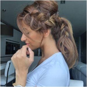 7 Amazing Hairstyles Design by Sarah Angius Part 2 Braided Ponytail Sarah Angius …